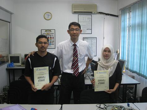 electronic repairing course